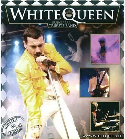 Risultati immagini per white queen concerto